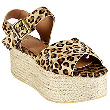 Buy AND/OR Iaera Flatform Sandals Online at johnlewis.com