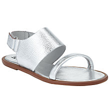 Buy Kin by John Lewis Liese Double Strap Sandals Online at johnlewis.com