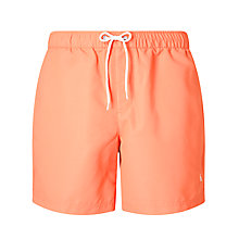 Buy Original Penguin Swim Shorts, Coral Online at johnlewis.com