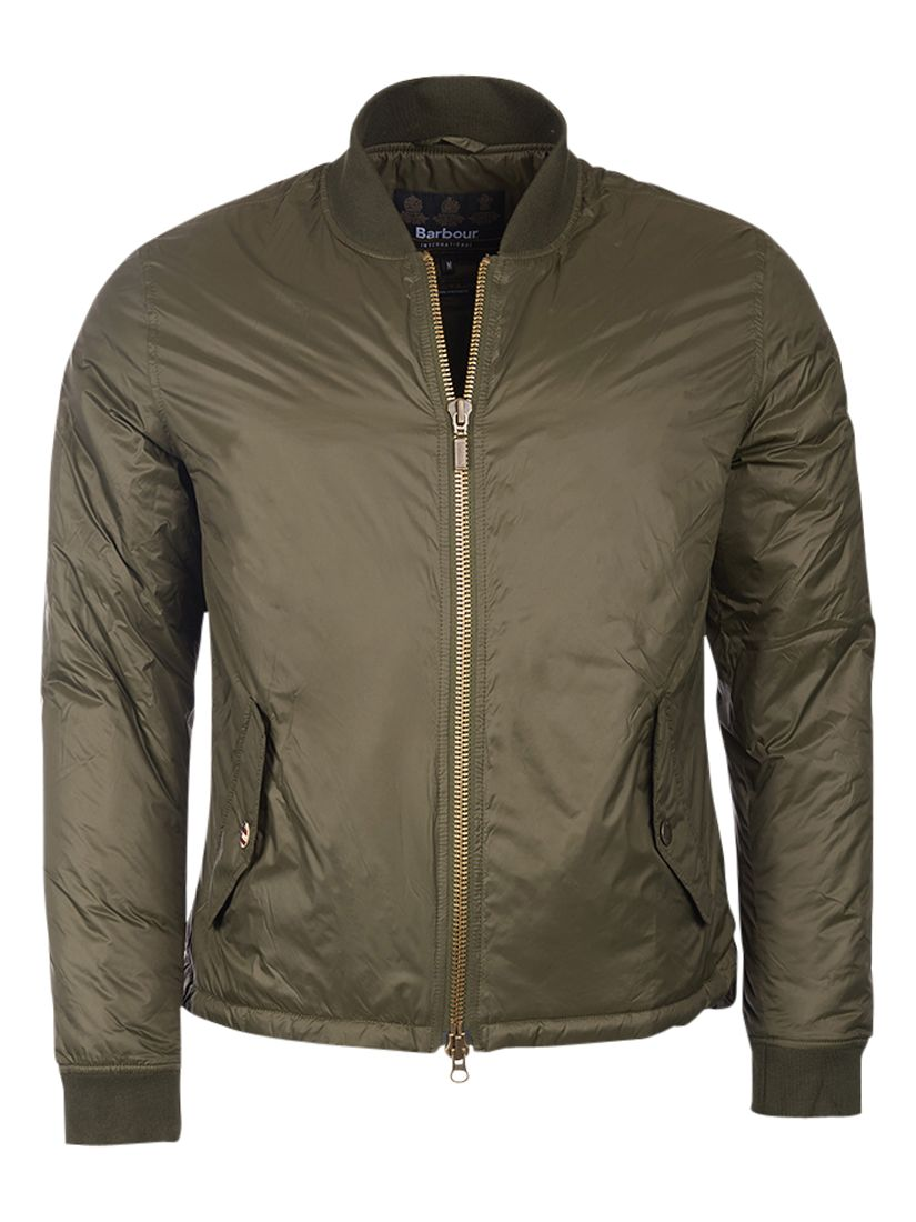 Barbour International Oilfield Sports Jacket