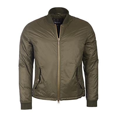 Barbour International Oilfield Sports Jacket Sage