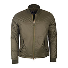 Buy Barbour International Oilfield Sports Jacket, Sage Online at johnlewis.com