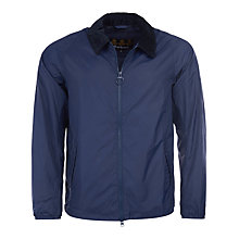 Buy Barbour Lundi Jacket, Navy Online at johnlewis.com