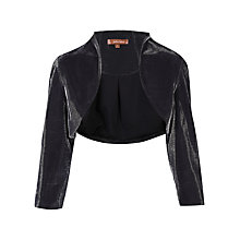 Buy Jolie Moi Retro Metallic Bolero Jacket Online at johnlewis.com
