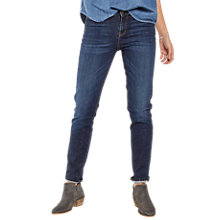 Buy Fat Face Slim Leg Jeans, Denim Online at johnlewis.com