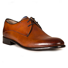 Buy Oliver Sweeney Knole Derby Shoes, Tan Online at johnlewis.com