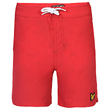 Buy Lyle & Scott Boys' Classic Swim Shorts Online at johnlewis.com