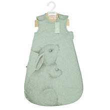 Buy The Little Green Sheep Baby Wild Cotton Rabbit Sleep Bag, 2.5 Tog Online at johnlewis.com