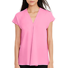 Buy Lauren Ralph Lauren Cap Sleeve Top Online at johnlewis.com