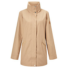 Buy Lauren Ralph Lauren Stand Collar Anorak, Racing Khaki Online at johnlewis.com