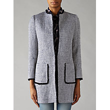 Buy Helene For Denim Wardrobe Alice Jacket, Navy Online at johnlewis.com