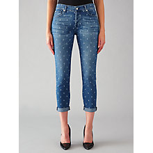 Buy 7 For All Mankind Josefina Boyfriend Jeans, Anchor Online at johnlewis.com