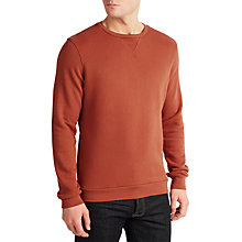 Buy JOHN LEWIS & Co. Lightweight Textured Cotton Sweatshirt Online at johnlewis.com