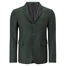 Buy Jigsaw Washed Wool Notch Jacket Online at johnlewis.com