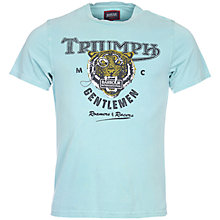 Buy Barbour International Graphic Tiger T-Shirt Online at johnlewis.com
