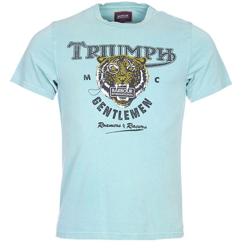 Barbour International Barbour International Graphic Tiger T-Shirt