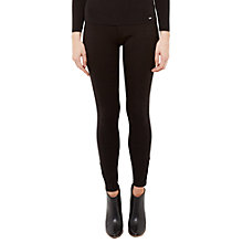 Buy Ted Baker Ponti Western Jeans, Black Online at johnlewis.com