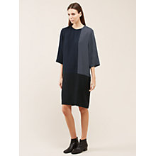 Buy Jigsaw Golden Ratio Dress, Dark Navy Online at johnlewis.com