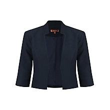 Buy Jolie Moi Three Quarter Open Front Blazer Online at johnlewis.com