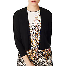 Buy Precis Petite Mila Cardigan, Black Online at johnlewis.com