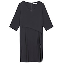 Buy Gerard Darel Robe Dress, Charcoal Online at johnlewis.com