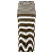 Buy White Stuff Agra Stripe Jersey Skirt Online at johnlewis.com