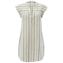 Buy White Stuff Latitude Stripe Tunic Top, Multi Online at johnlewis.com