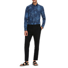 Buy Scotch & Soda Long Sleeve Classic Cotton Shirt, Combo E Online at johnlewis.com