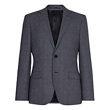 Buy Reiss Host Salt and Pepper Modern Fit Suit Jacket, Navy Online at johnlewis.com