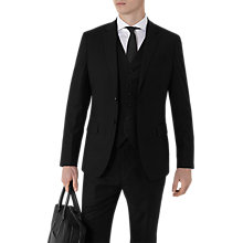 Buy Reiss Harry Modern Fit Suit Jacket, Black Online at johnlewis.com