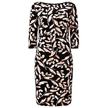 Buy Precis Petite Sasha Print Wrap Dress, Multi/Black Online at johnlewis.com