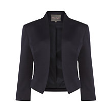 Buy Phase Eight Tabitha Jacket, Navy Online at johnlewis.com