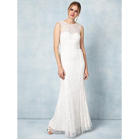 Buy phase eight bridal ella rose wedding dress ivory for John lewis wedding dresses
