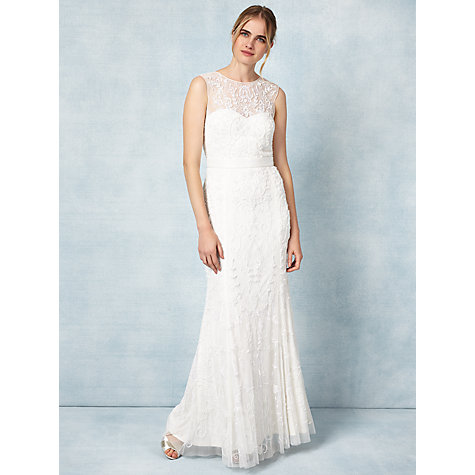 Buy phase eight bridal ella rose wedding dress ivory for Ella rose wedding dress