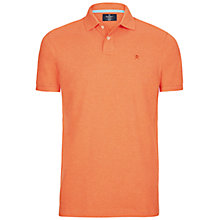 Buy Hackett London Logo Short Sleeve Polo Shirt Online at johnlewis.com
