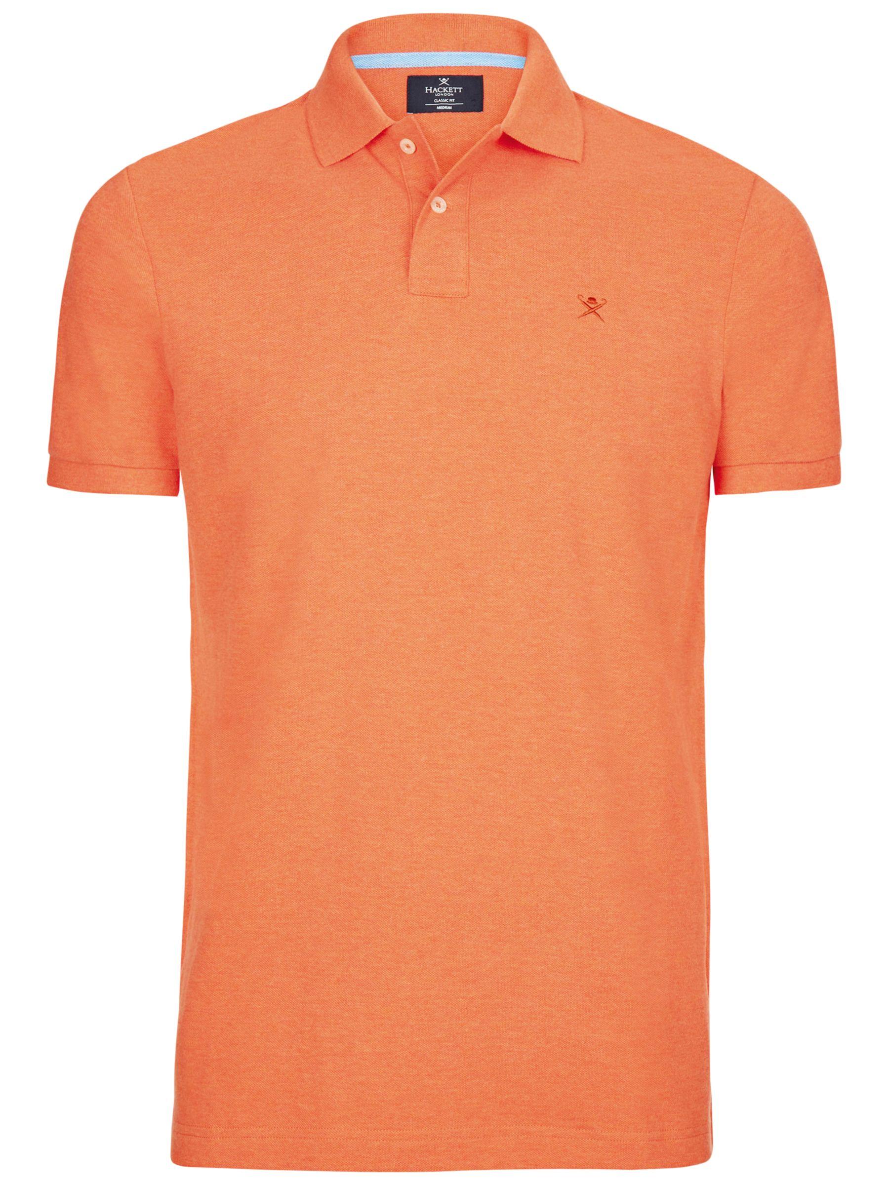 Hackett London Hackett London Classic Logo Short Sleeve Polo Shirt