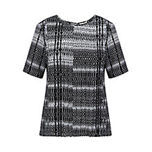 Buy Celuu Tabitha Pleated Top Online at johnlewis.com