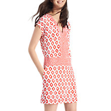 Buy Joules Agnes Printed Dress Online at johnlewis.com