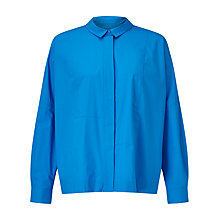 Buy Kin by John Lewis Poplin Oversized Shirt Online at johnlewis.com