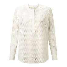 Buy John Lewis Leonie Embroidered Top Online at johnlewis.com