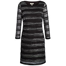 Buy Celuu Ellie Lacy Knit Dress, Black Online at johnlewis.com