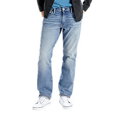 Buy Levi's 504 Regular Straight Jeans, Jukebox Online at johnlewis.com
