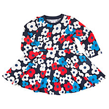 Buy Polarn O. Pyret Baby Floral Dress Online at johnlewis.com