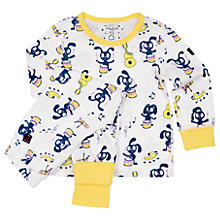 Buy Polarn O. Pyret Boys' Animal Pyjamas Online at johnlewis.com