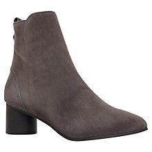 Buy Kurt Geiger Dare Block Heeled Ankle Boots Online at johnlewis.com