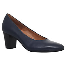 Buy Carvela Comfort Air Block Heeled Court Shoes Online at johnlewis.com