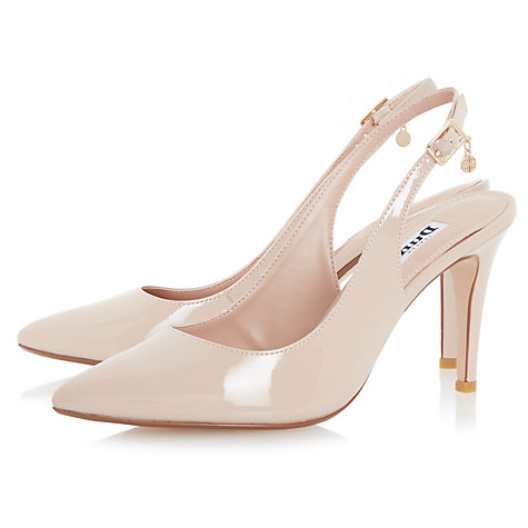 Amazon.com | ADA Womens Patent PU Leather Kitten Mid Heel