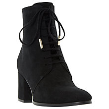 Buy Dune Olita Lace Up Ankle Boots Online at johnlewis.com