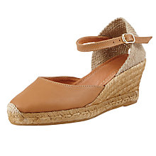 Buy John Lewis Lloret Wedge Heeled Espadrilles Online at johnlewis.com