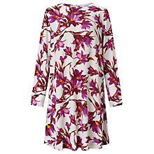 Buy Samsoe & Samsoe Boise Floral Print Dress, Flora Online at johnlewis.com